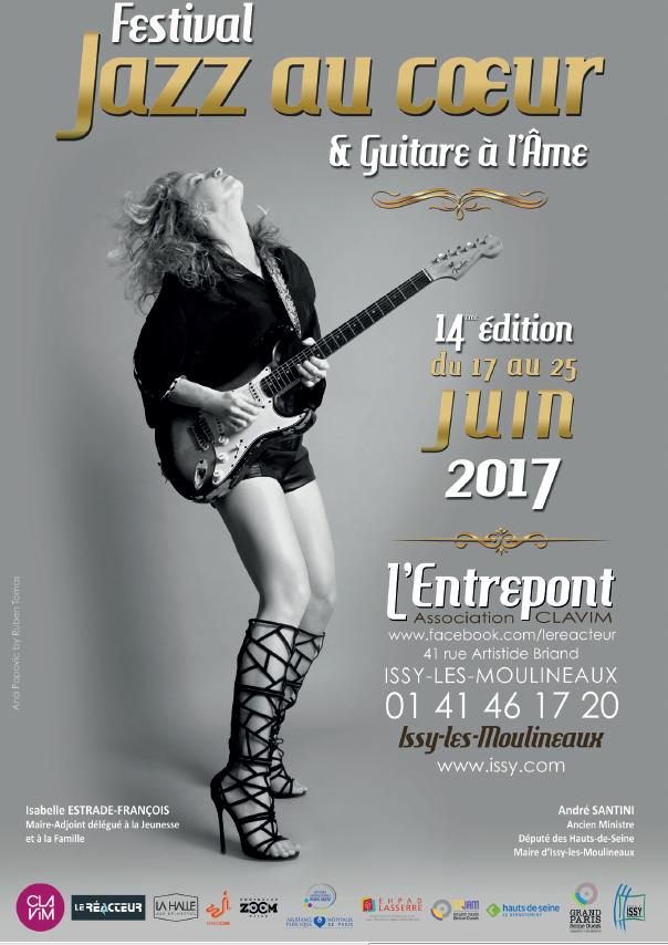 Festival guitare jazz et guitare à l'ame
