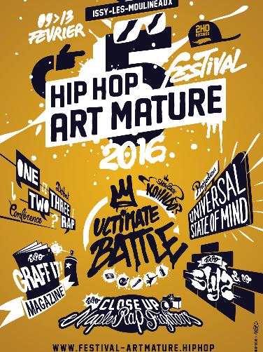 Festival Art Mature du 9 au 13 février